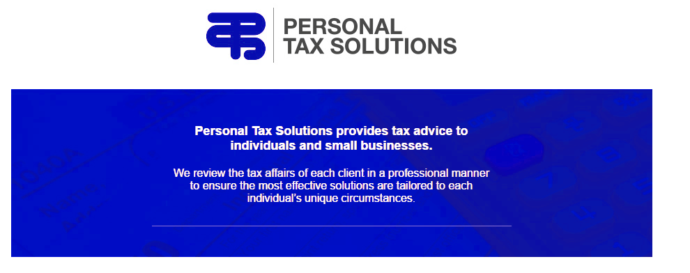 Personal Tax Solutions